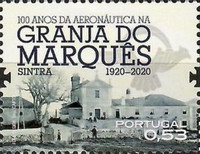 [The 100th Anniversary of Aeronautics at the Granja do Marques, type EUW]