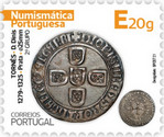 [Definitives - Portuguese Numismatics, type EVW]