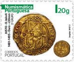 [Definitives - Portuguese Numismatics, type EVX]
