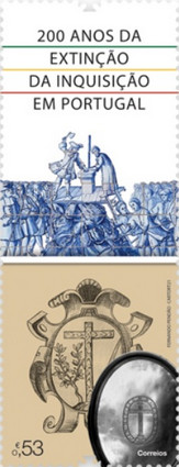 [The 200th Anniversary of the End of the Inquisition in Portugal, type EWD]