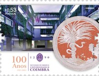 [The 100th Anniversary of the Faculty of Pharmacy at the University of Coimbra, type EWF]