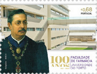 [The 100th Anniversary of the Faculty of Pharmacy at the University of Coimbra, type EWG]