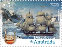 [The Discovery of Antarctica, type EXJ]