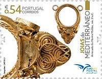 [EUROMED Issue - Traditional Mediterranean Jewelry, type EYD]