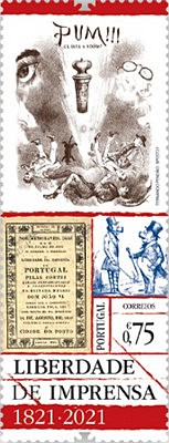 [The 200th Anniversary of Freedom of the Press, type EYF]