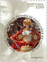 [The 500th Anniversary of Ferdinand Magellan's Arrival in the Philippines, type EYJ]
