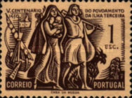 [The 500th Anniversary of the Colonization of Terceira, type GG1]