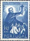 [The 400th Anniversary of the Death of the Holy Francisco Xavier, type GT2]