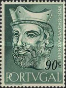 [In Memorial to the  First Dynasty of Portugal, Typ HH]