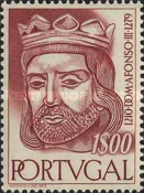[In Memorial to the  First Dynasty of Portugal, Typ HI]