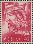 [In Memorial to the  First Dynasty of Portugal, Typ HJ]