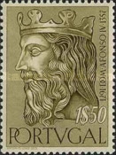 [In Memorial to the  First Dynasty of Portugal, Typ HK]