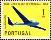 [The 50th Anniversary of the Portuguese Club of Airplanes, type ID]
