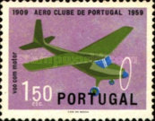 [The 50th Anniversary of the Portuguese Club of Airplanes, type IE]