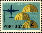 [The 50th Anniversary of the Portuguese Club of Airplanes, Typ IF]