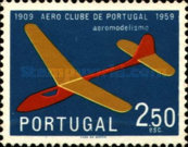 [The 50th Anniversary of the Portuguese Club of Airplanes, type IG]