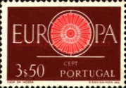 [EUROPA Stamps, Typ IP1]