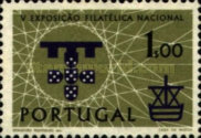 [National Stamps Exhibition - Lisbon, Portugal, type IQ]