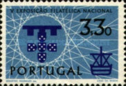 [National Stamps Exhibition - Lisbon, Portugal, type IQ1]