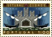 [The 100th Anniversary of the City of Setubal, type IT]