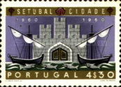 [The 100th Anniversary of the City of Setubal, type IT1]