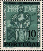 [The 500th Anniversary of the City of Braganca, type KV1]