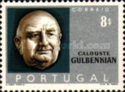[The 10th Anniversary of the Death of Gulbenkians, type KY1]