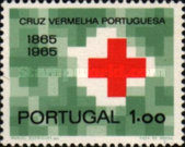 [The 100th Anniversary of the Portuguese Red Cross, type KZ]