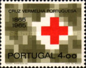 [The 100th Anniversary of the Portuguese Red Cross, type KZ1]
