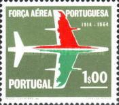 [The 50th Anniversary of the Portuguese Air Force, type LB]