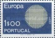 [EUROPA Stamps, Typ NI]