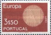 [EUROPA Stamps, Typ NI1]