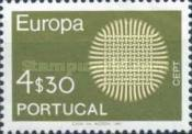 [EUROPA Stamps, Typ NI2]