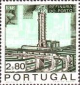 [Opening of the Oil Refinery in Porto, type NK]