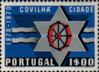 [The 100th Anniversary of the City of Covilha, Typ NV]