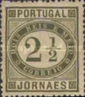 [Newspaper Stamps, Typ P]