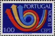 [EUROPA Stamps, type QT]