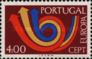 [EUROPA Stamps, type QT1]