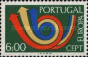 [EUROPA Stamps, type QT2]