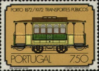 [The 100th Anniversary of Public Transportation, type RM]