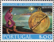 [The 100th Anniversary of the Geographical Institution in Lisbon, Typ UA]