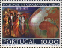[The 100th Anniversary of the Geographical Institution in Lisbon, Typ UB]