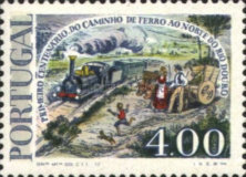 [The 100th Anniversary of the  Opening of the North-South Railroad, Typ WZ]