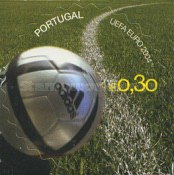 [The Official Ball of the European Football Championship, Portugal - Self-Adhesive, Typ ZEC]