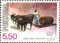 [International Stamp Exhibition BRASILIANA - Horse Carriages, Typ ZY]