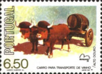 [International Stamp Exhibition BRASILIANA - Horse Carriages, Typ ZZ]