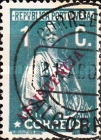 [Ceres - Portugal Postage stamps of 1912 Overprinted