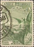 [The 400th Anniversary of Vasco da Gama's Voyage to India, type D]