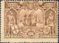 [The 400th Anniversary of Vasco da Gama's Voyage to India, type G]