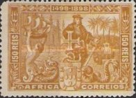 [The 400th Anniversary of Vasco da Gama's Voyage to India, type H]